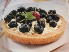 Ricetta cheese cake ali mirtilli
