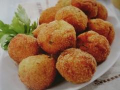 Ricetta crocchette con patate e baccalà