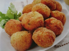Ricetta crocchette di patate e baccalà