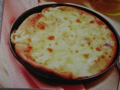 Ricetta pizza ai 4 formaggi