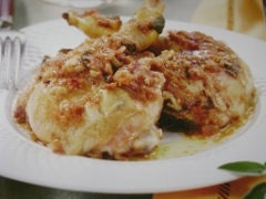 Ricetta galletto brasato