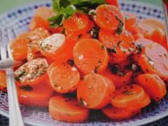 Ricetta iinsalata marocchina di carote al cumino