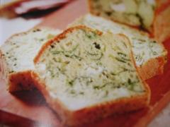 Ricetta plumcake salato con feta e spinaci