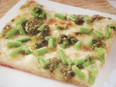 Ricetta piatto unico pizza alla ligure