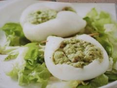 ricetta secondi, seppie ripiene di zucchine