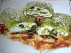 ricetta-facile-e-veloce-fagottini-verdi-con robiola