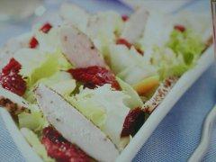 ricetta-facile-e-veloce-insalata-di-pollo-e-pomodori-secchi