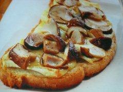 ricetta-facile-e-veloce-crostone-di-brie-e-porcini