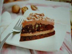 ricetta-facile-e-veloce- torta-alle-carote-noci-e-formaggio