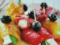 ricetta-facile-e-veloce-involtini-di-peperone-e-mozzarella