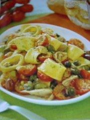 ricetta-facile-e-veloce-anelli-al-tonno-con-pomodorini