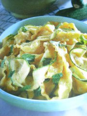 ricetta-facile-e-veloce-carbonara-di-zucchine-alla-menta