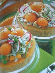 ricetta-facile-e-veloce-meloncini-ripieni-di-riso