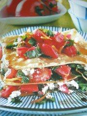 ricetta-facile-e-veloce-lasagnette-alla-rucola