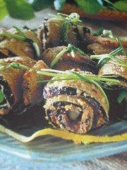 ricetta-facile-e-veloce-Involtini-di-melanzane-con-pecorino