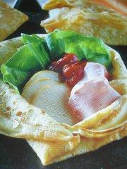 ricetta-facile-e-veloce-Pacchettini-affumicati-con-prosciutto-cotto