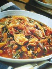 ricetta-facile-e-veloce-Calamari-in-zimino-al-pomodoro
