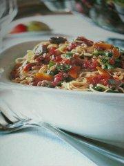 ricetta-facile-e-veloce-Tagliolini-al-sugo-di-fegatini
