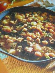ricetta-facile-e-veloce-zuppa-di-ceci-e-salsiccia