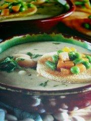 ricetta facile e veloce crema di fagioli di spagna