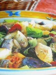 ricetta facile e veloce ratatuille di verdure