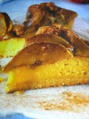 ricetta facile e veloce Crostata con pere e noci