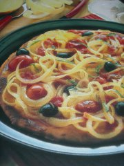 ricetta facile e veloce Pizza sardenaira