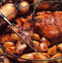 ricetta facile e veloce agnello arrosto