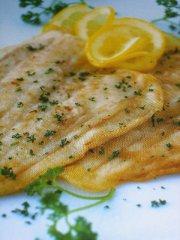 ricetta facile e veloce filetti di platessa all'acciuga