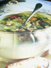 ricetta facile e veloce minestra di Pasqua