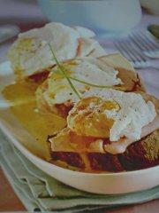 ricetta facile e veloce uova in camicia sul crostone