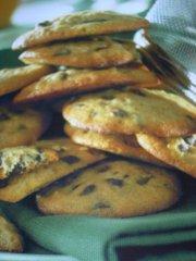 ricetta facile e veloce biscottini al cioccolato