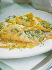 ricetta facile e veloce fagottini agli asparagi