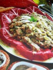 ricetta facile e veloce insalata di bollito