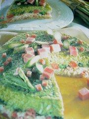 ricetta facile e veloce risotto agli asparagi in forma