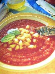 Ricetta facile e veloce zuppa rossa piccante