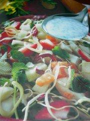 ricetta facile e veloce insalata stimolante