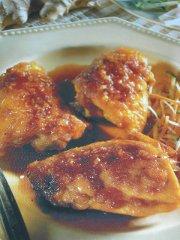 ricetta facile e veloce sovracosce di pollo laccate allo zenzero
