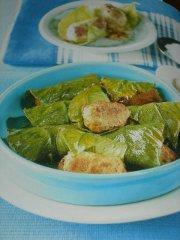 ricetta facile e veloce polpette alle foglie di limone