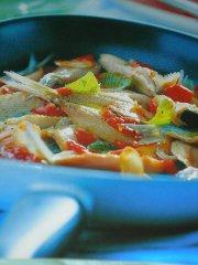 ricetta facile e veloce sardine con salsa caramellata di perini