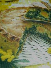 ricetta facile e veloce torta pasqualina