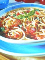 ricetta facile e veloce vermicelli piccantini