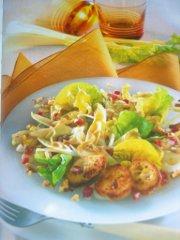 ricetta facile e veloce insalata agrodolce