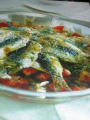 ricetta facile e veloce terrina di sarde