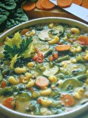 ricetta facile e veloce minestra alla triestina
