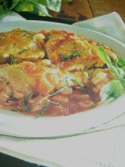 ricetta facile e veloce pollo alla cacciatora