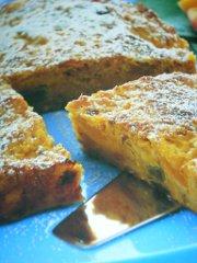 ricetta facile e veloce torta di carote e albicocche