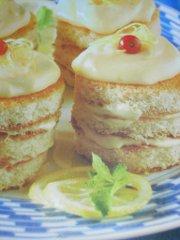 ricetta facile e veloce torrette al limoncello