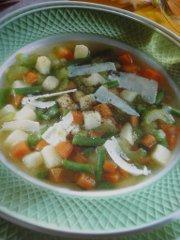 ricetta facile e veloce zuppa aromatica