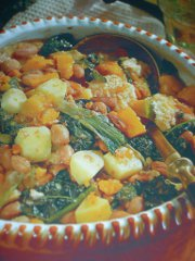 ricetta facile e veloce zuppa frantoiana